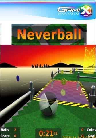 Neverball & neverputt - JustGame.GE